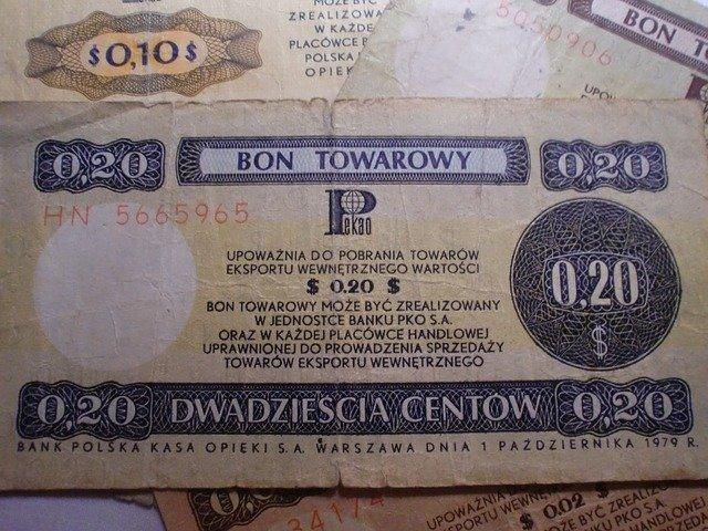 starý dluhopis