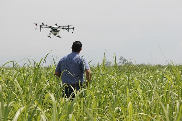 létající dron