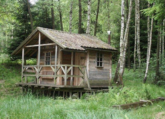 rybářská chata