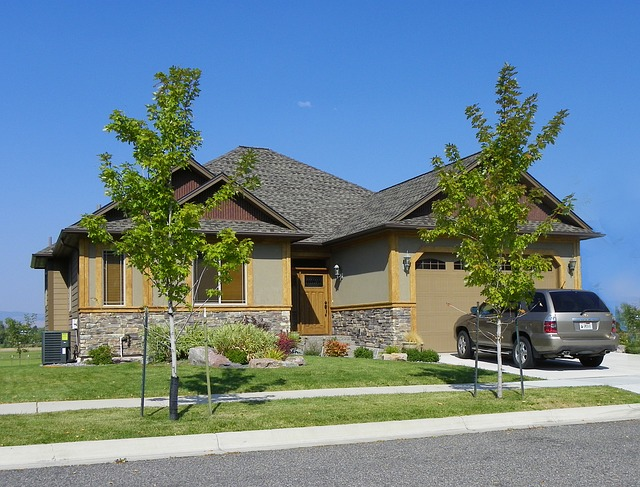 jeden rodinný dům