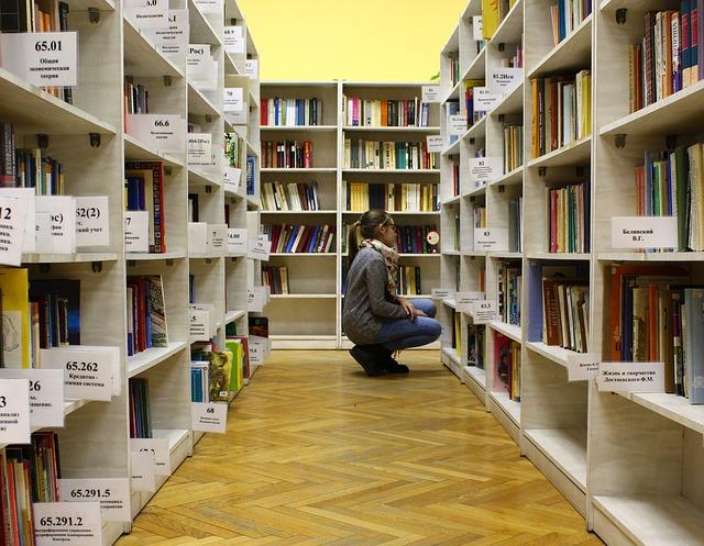 hledání knihy